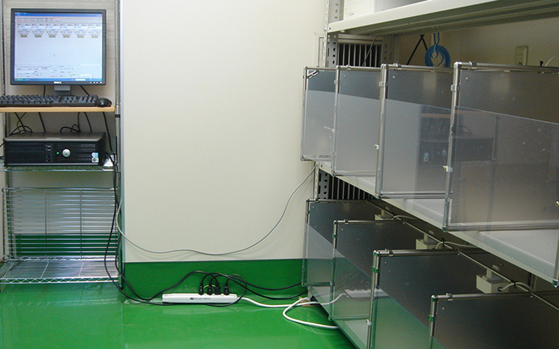 Figure 4:Monitoring for mouse behavior by SuperMex